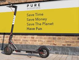 <b>Electric Scooters</b> | UK <b>Electric Scooter</b> Retailer | Pure Electric