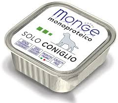 "<b>Консервы</b> для собак ""<b>Monge Dog Monoproteico</b> Solo"" (паштет из ..."