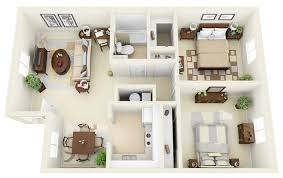 D FLOOR PLANS  LAY OUT DESIGNS FOR BEDROOM HOUSE OR APARTMENT