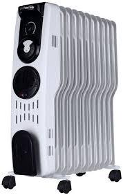 <b>Радиатор масляный Polaris Wave</b> PRE D 1025, белый — купить в ...