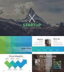 the best powerpoint templates of ppt presentation designs startup x perfect 2016 pitch deck ppt template