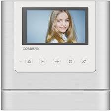 <b>Commax CDV</b>-<b>43M</b>(<b>Metalo</b>) белый Монитор <b>видеодомофона</b> - ТД ...