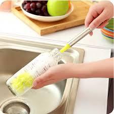 <b>Щётка</b> с ручкой для <b>мытья бутылок</b> купить в интернет-магазине ...