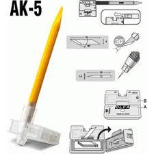 <b>Нож Перовой Olfa Utility</b> Models Дизайнерский 5 Лезвий, 4 Мм (Ol ...