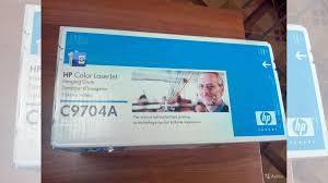 Оригинальный <b>фотобарабан</b> (<b>Drum Kit</b>) HP C9704A 121A купить ...