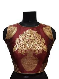 buy maroon color fabric jacquard readymade designer fancy blouse buy maroon color fabric jacquard readymade designer fancy blouse online latest maroon color fabric jacquard readymade designer fancy blouse by