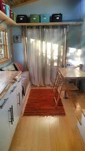 a 159 square feet tiny house on wheels clad in various siding options in boulder boulder tiny house front