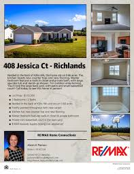 408 jessica ct richlands nc home for