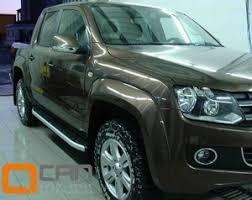 <b>CAN</b> Otomotiv <b>Ступени Alyans</b> VW Amarok 10- ― Кунги и тюнинг ...