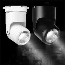 led ceiling lamps wall background cob living room spotlight ceiling mounted lighting track lights commercial retail ceiling mount track lighting