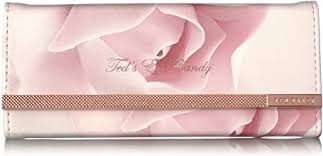 Ted Baker Sunglasses Case with <b>Cleaning Cloth</b>, <b>Porcelain</b> Rose