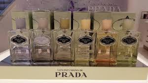 Discovering <b>PRADA LES INFUSIONS</b> Fragrances | Iris, Amande ...