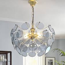 European <b>Luxury Creative</b> LED Chandeliers Light <b>Glass</b> ...