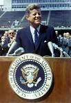 John F. Kennedy, speech in 1962