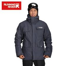 RUNNING RIVER Brand <b>Ski Jackets Men Warm</b> Male Outdoor ...