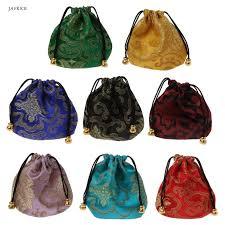 <b>1pc High Quality</b> Traditional Silk <b>Travel</b> Pouch Classic Chinese ...