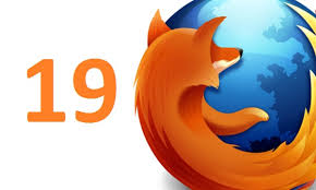 Firefox 19 windows mac linux