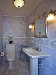 coastal bathroom designs:  original allison rejeanne interiors blue white coastal bathroom sxjpgrendhgtvcom