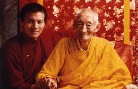 Resultado de imagen para imagen Lama Kalu Rinpoche