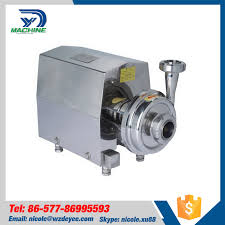 China <b>SS304</b> SS316L <b>Stainless Steel Sanitary</b> Centrifugal Pump ...