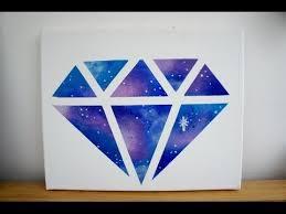 <b>DIY</b> Room decor: Galaxy <b>diamond painting</b> - YouTube
