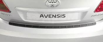 <b>Защитная накладка на задний</b> бампер Avensis - GT и тюнинг в ...