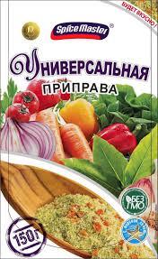 <b>Приправа универсальная Spice Master</b>, 150 г 4607001725541. 10 ...
