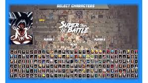 <b>Anime Super</b> Battle Stars - Mugen Download   GO GO Free Games