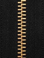 COLOR CARDS | Teeth | General Metal - OBO Zipper