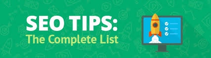 Image result for images of complete seo tips