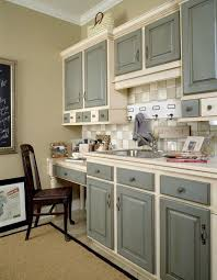 painted kitchen cabinets vintage cream: two tone kitchen cabinets stylish design two tone orginally on small kitchen design layout ideas