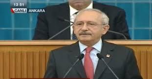 Kemal Kılıçdaroğlu'nun son gafı İZLE