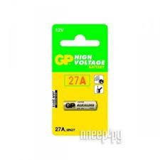 <b>Батарейка 27A</b> - <b>GP</b> Alkaline BL1