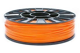 <b>ABS пластик</b> REC 2.85мм <b>оранжевый</b>
