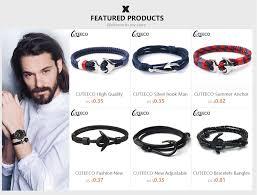 <b>CUTEECO</b> New <b>High Quality</b> Charm <b>DIY</b> Bracelet Multiple Styles ...