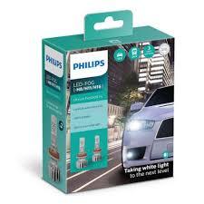 <b>Лампа</b> автомобильная <b>PHILIPS Ultinon Pro5000</b> LED Fog H11/H8 ...