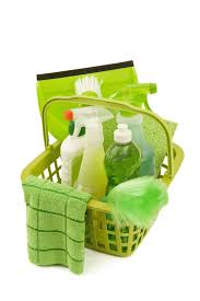 have a clean spring add some green to your cleaning routine now