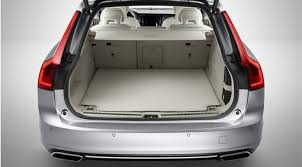 Упаковка и загрузка - V90 <b>Cross Country</b> 2019 - Аксессуары Volvo ...