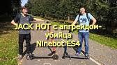 <b>Электросамокат Jack</b> Rabbit 165 - YouTube