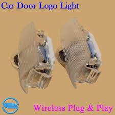 <b>2X</b> LED <b>Car Door</b> Welcome Light For Lexus LS ES IS LX RX GS GX ...