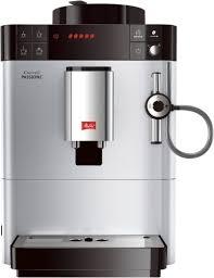 Купить <b>кофемашину Melitta Caffeo Passione</b> F 530-101 Silver в ...