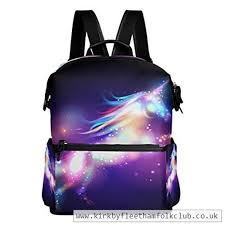 <b>ALAZA</b> Galaxy Unicorn Casual <b>Backpack</b> Waterproof Travel ...