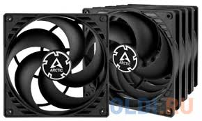 Case <b>fan ARCTIC P14</b> PWM PST <b>Value</b> Pack (black/black ...