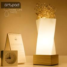 <b>Artpad Japanese style Tatami Nordic</b> Loft Small Desk Lamp Wood ...