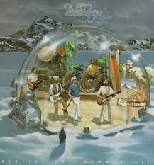 "<b>BEACH BOYS</b> ""<b>KEEPIN</b>' The Summer Alive"" 1980 Caribou 36283 ..."