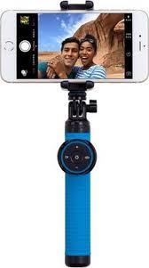Momax Selfie Hero, Black монопод с <b>Bluetooth пультом</b> — купить в ...