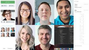 simplewebrtc build your own real time video audio text chat room why do we need to publish a post about this kind of web chatting app after all there have been too many video chat programs such as icq pidgin m da