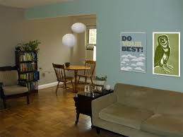 Painting Living Room Walls Two Colors How To Paint A Room With Two Colors Handy Home Design Painting