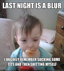 tired baby memes | quickmeme via Relatably.com