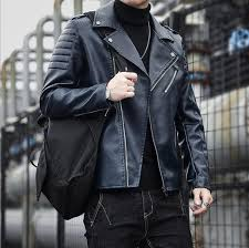 best top 10 <b>mens pu leather jacket</b> xxxl list and get free shipping ...